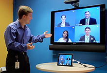 Brother debuts smart HD video conferencing on iPhone and iPad