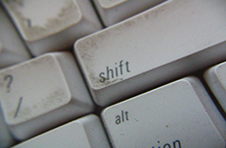 Dirty keyboards are back in the news