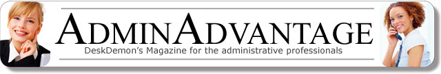 US's leading Digital Magazine for the Administrative Professionals