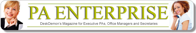 UK's leading Digital Magazine for Executive PAs, EAs, secretaries and Office Managers