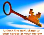 A secretary's key to a successful career