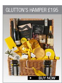 THE GLUTTON'S HAMPER £195