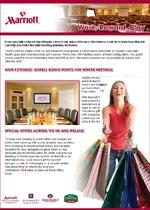 Marriott Work Reward & Play