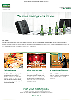 Holiday Inn - Making Meetings Work For You