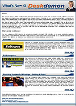 November 2006 Newsletter