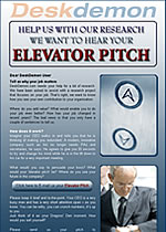 Elevator Pitch