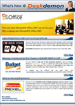 April 2008 Newsletter