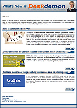August 2007 Newsletter