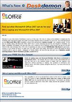 December 2007 Newsletter