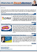 January 2008 Newsletter