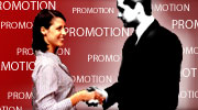Getting promoted