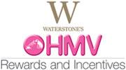 HMV and Waterstones