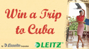 Win a trip to Cuba with Esselte