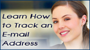 Learn How to Track an E-mail Address