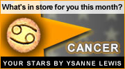Ysanne's Corner - Cancer Time