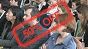 Seminars - Exclusive 50% discount for DeskDemon users!