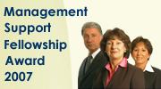 Management Support Fellowship Award 2007