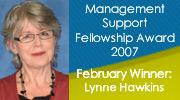 Management Support Fellowship Award