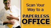 Scan Your Way to a Paperless Office