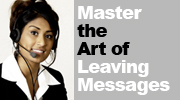 Master the Art of Leaving Messages