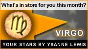 Ysanne's Corner - Virgo Time