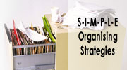 Simple Organising Strategies