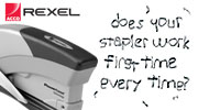 Rexel PowerEase Stapler