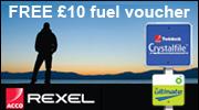 Free £10 Fuel Voucher