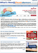 August 2011 Newsletter