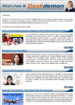 November 2009 Newsletter