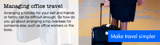 Make managing holiday leave as easy as having one -   Holiday leave can cause huge stress in an office - from planning leave to avoiding clashes, to finding the right type of cover when key employees are away from the office. Discover how to take the pain out of the entire process.